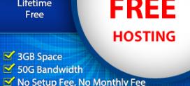 Miễn phí hosting chào mừng giáng sinh và năm mới 2014
